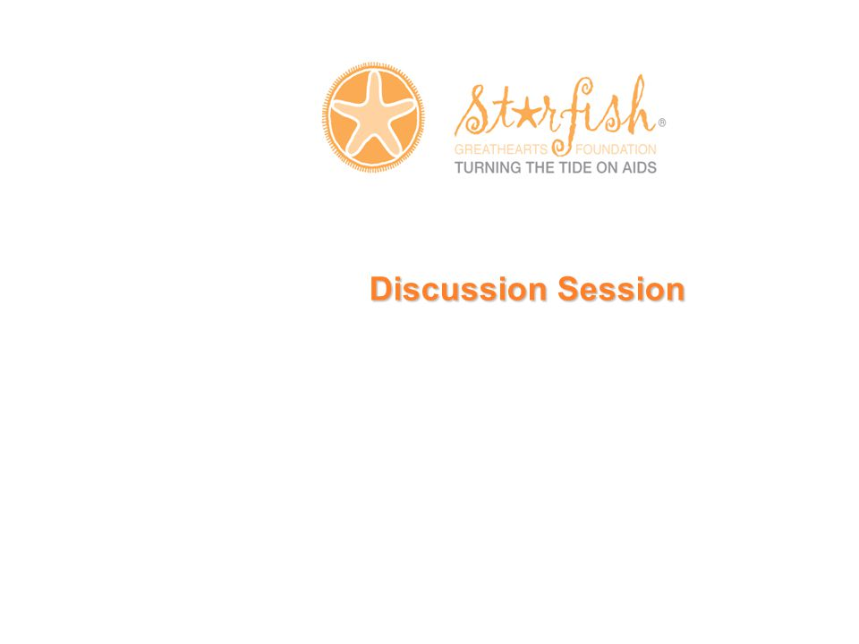 Discussion Session