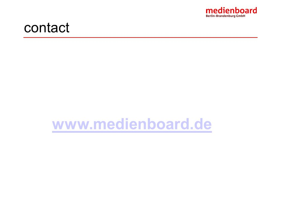 contact www.medienboard.de