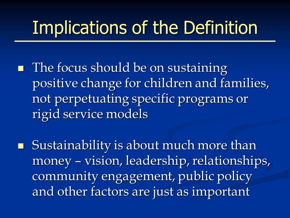 Criteria for Evaluating Revenue Generating Opportunities 1.