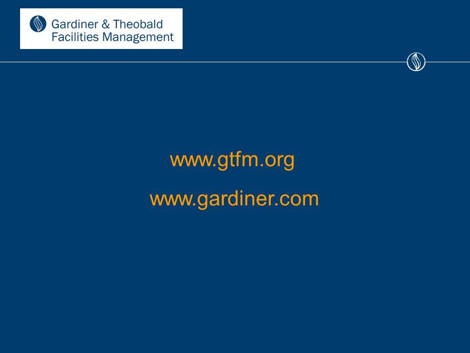 www.gtfm.org www.gardiner.com