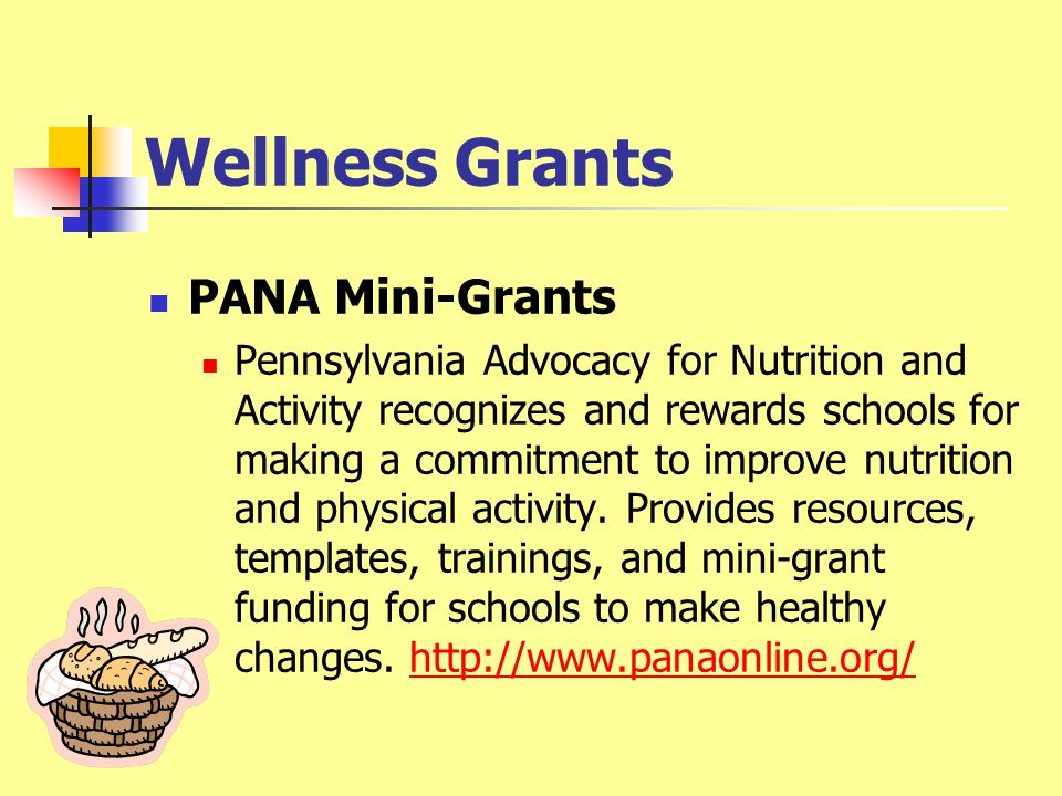 PART II Grants Available to Districts