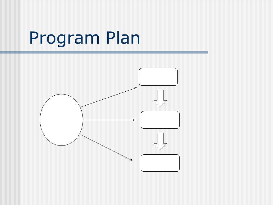 Program Plan
