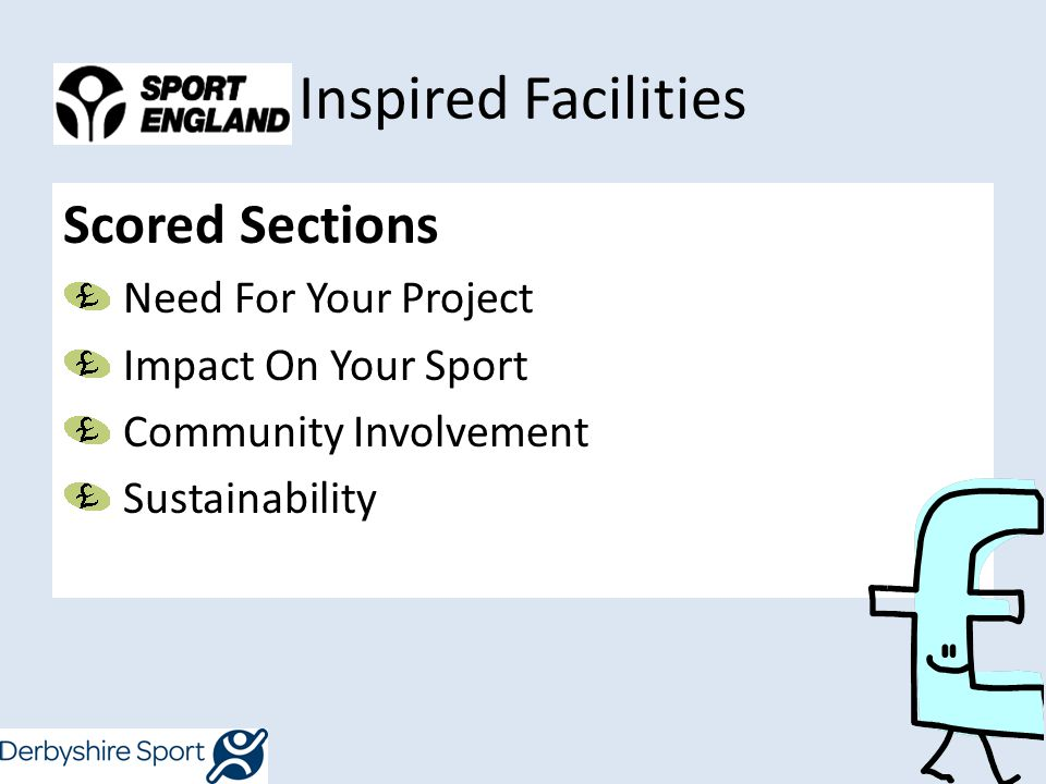 Inspired Facilities Scored Sections Need For Your Project Impact On Your Sport Community Involvement Sustainability
