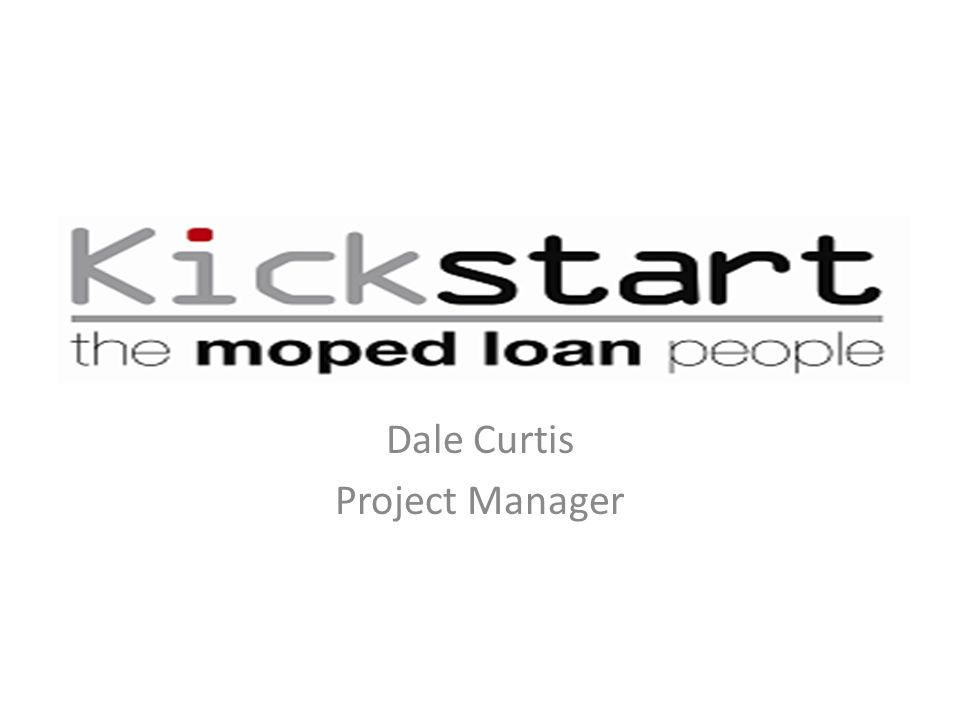Dale Curtis Project Manager