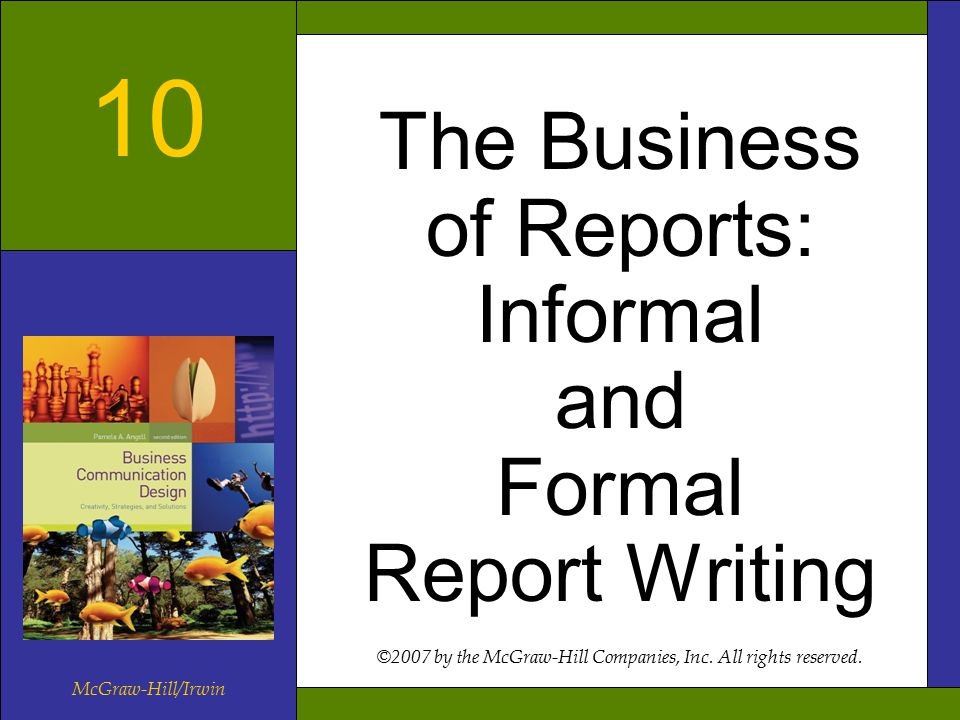©2007 by the McGraw-Hill Companies, Inc. All rights reserved.