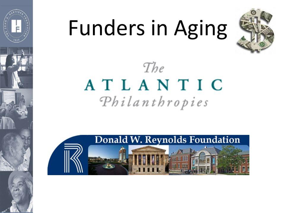 Funders in Aging