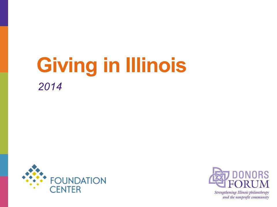 Giving in Illinois 2014