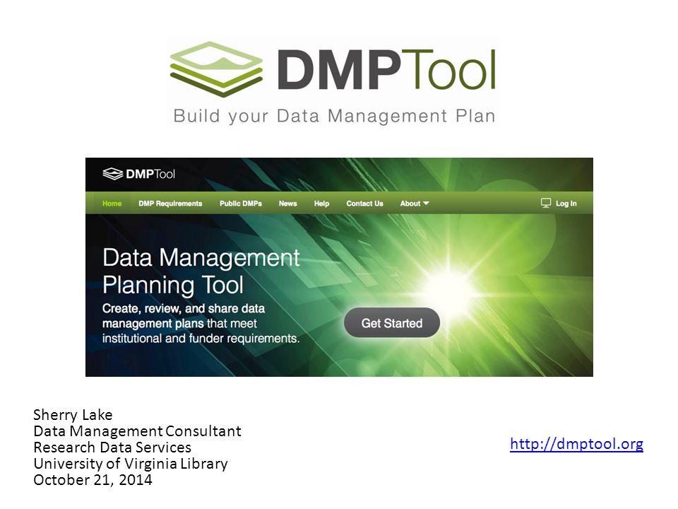 Who's Requiring Data Management.
