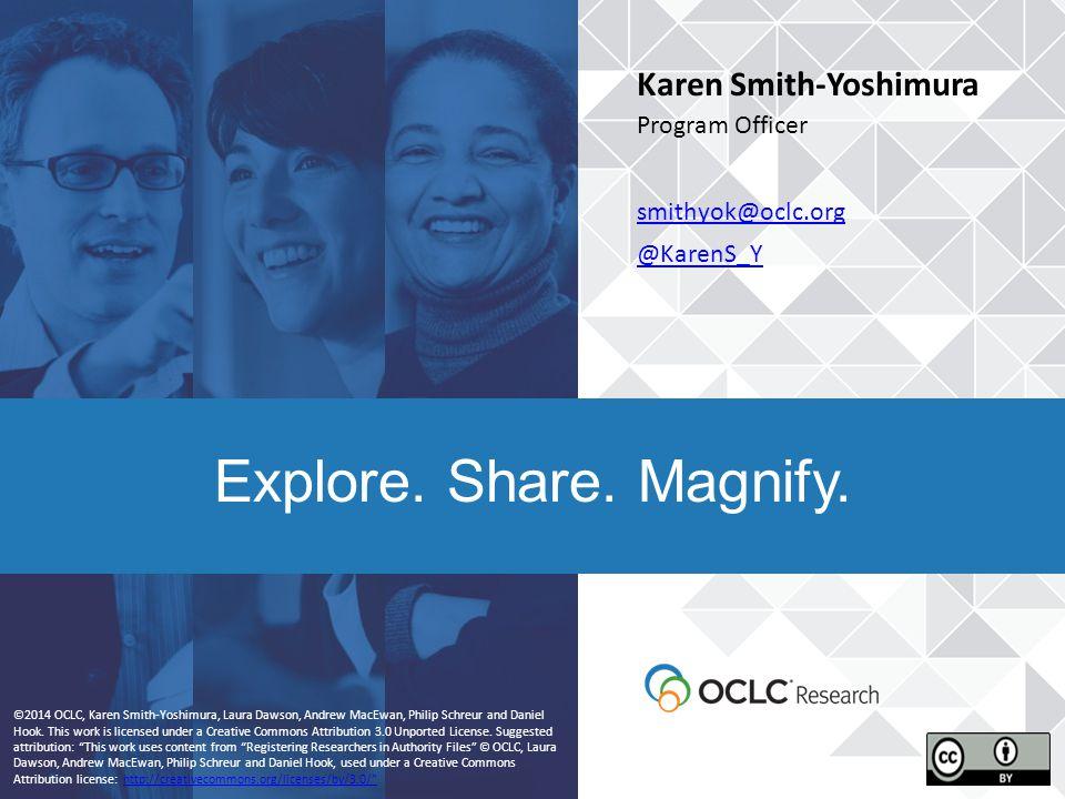 Explore. Share. Magnify.