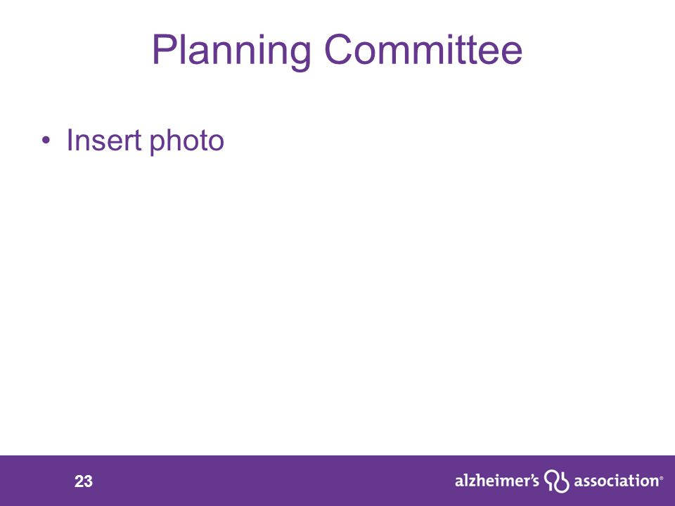 23 Planning Committee Insert photo