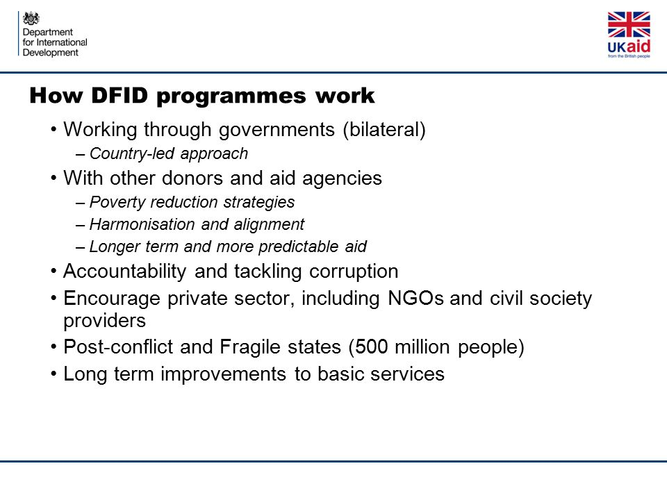 What do funders want from research(ers).