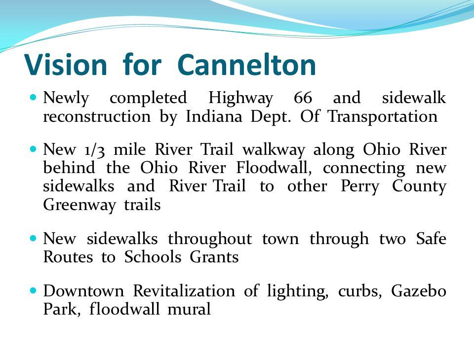 Cannelton River Trail Starts at Hafele Park