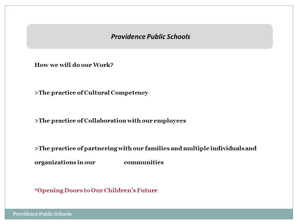 Development & Partnerships Grants Partnerships Special Events Looking Ahead Development & Partnerships Providence Public Schools
