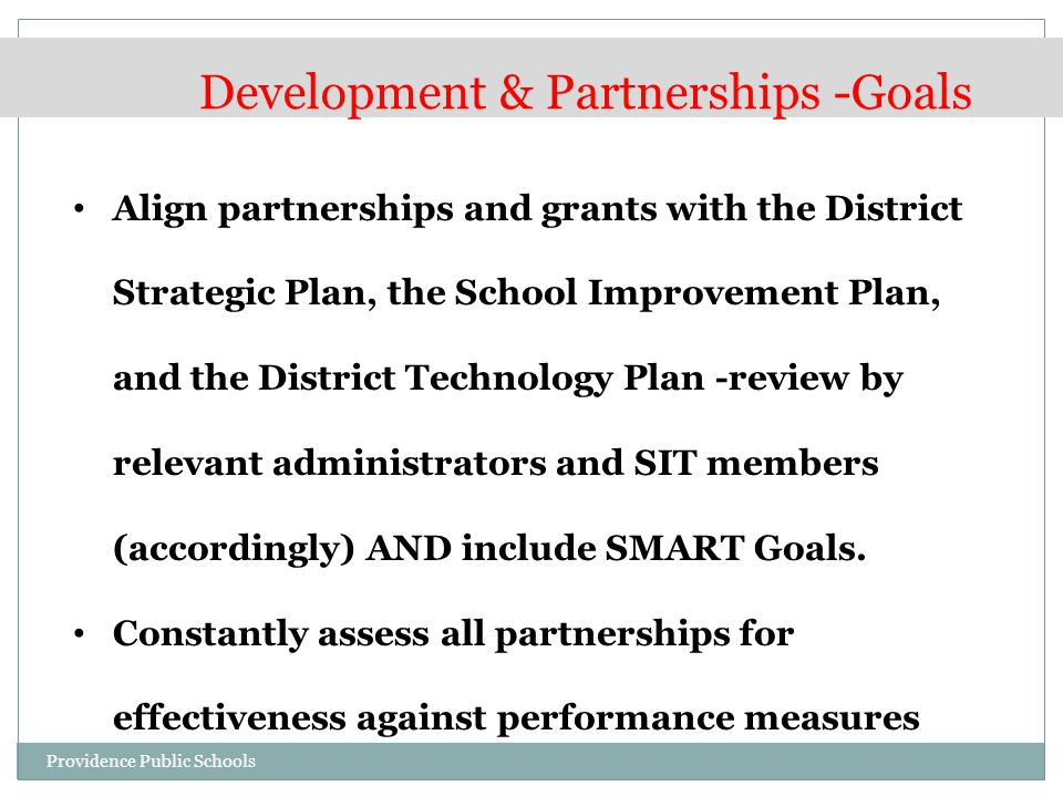 Grants- competitive, fundable, realistic, achievable.
