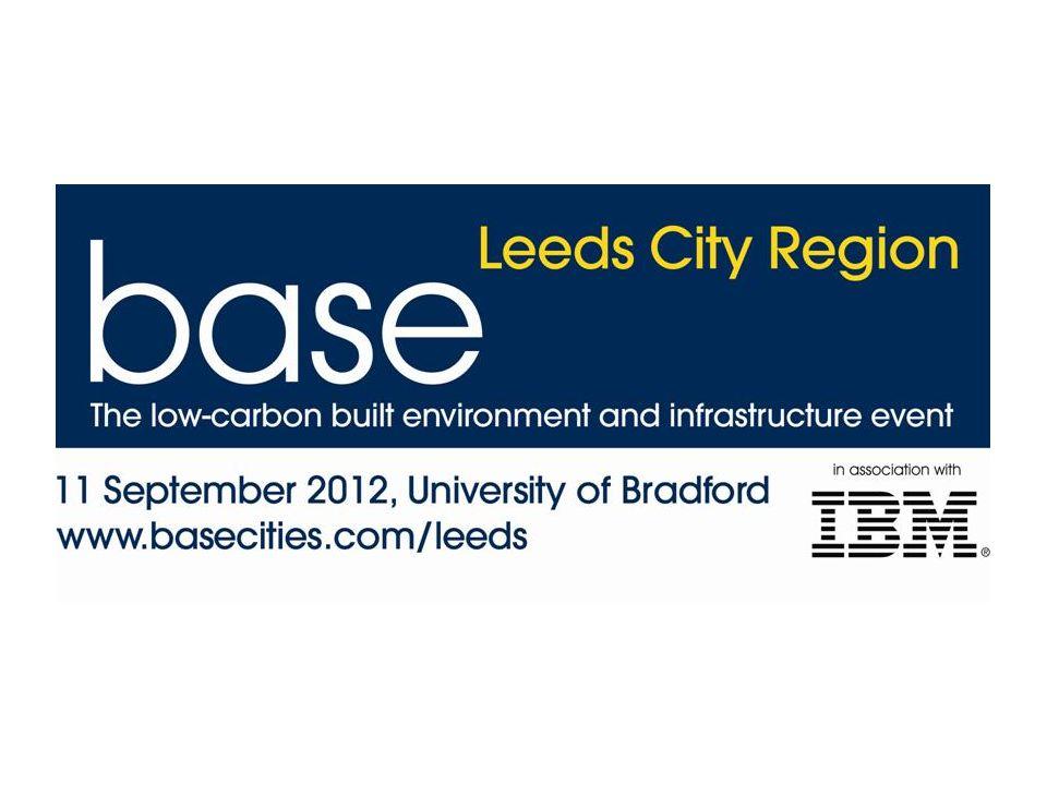 BASE Leeds City Region 11 September 2012 Bradford Stephen Cirell