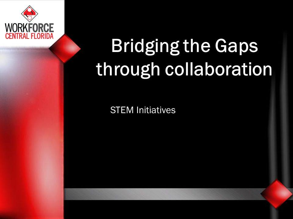 Bridging the Gaps through collaboration STEM Initiatives