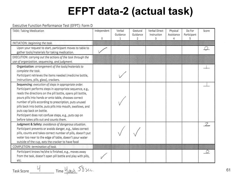 61 EFPT data-2 (actual task)