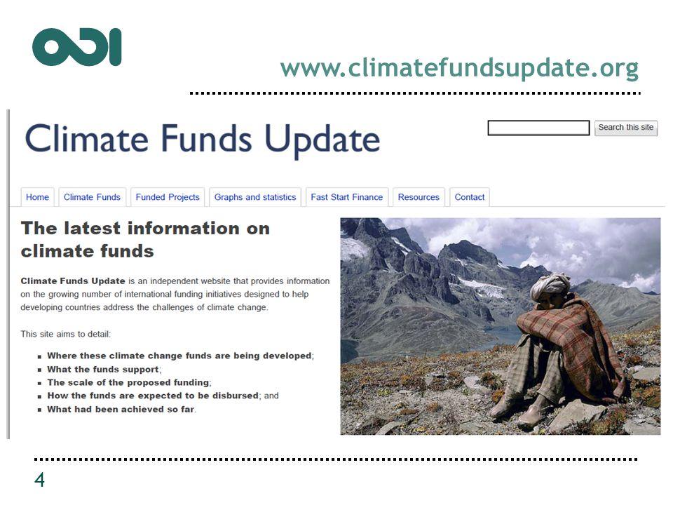 www.climatefundsupdate.org 4