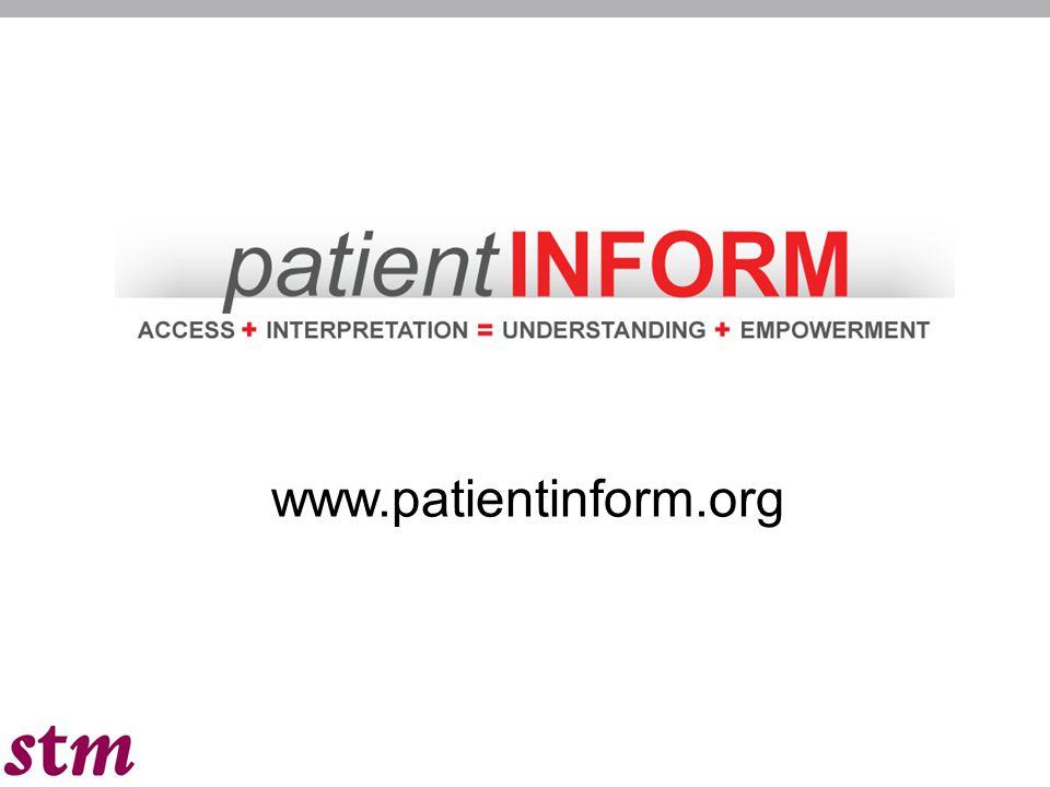 www.patientinform.org
