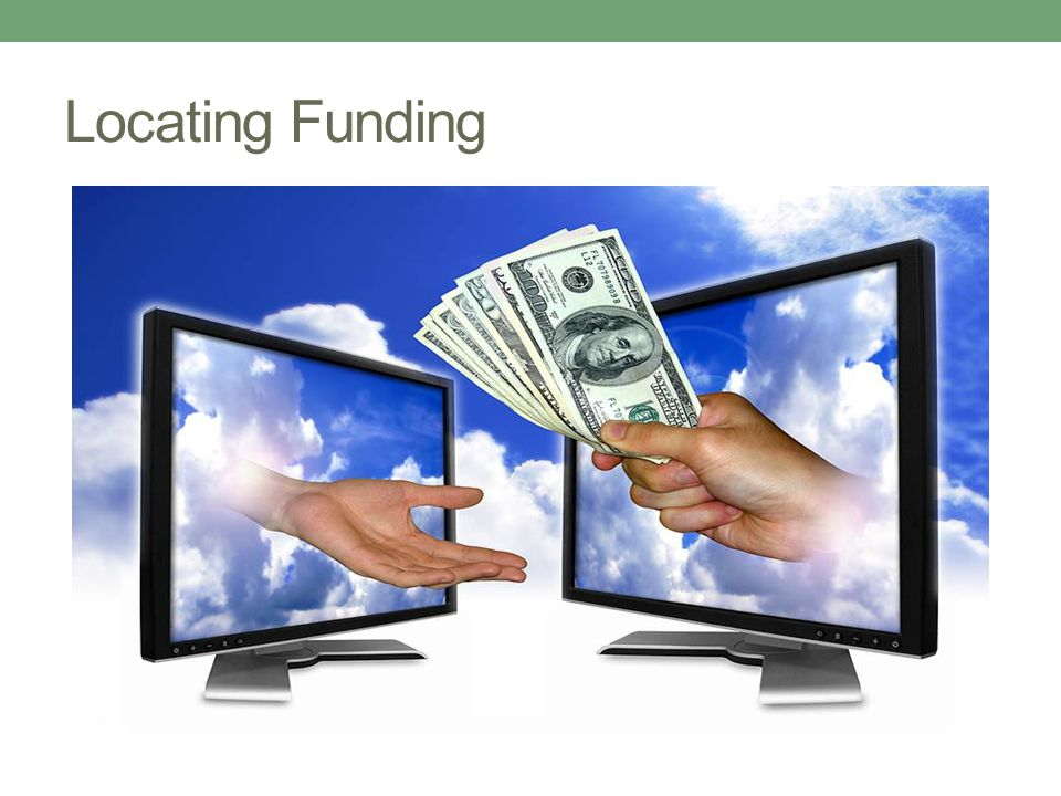 Locating Funding