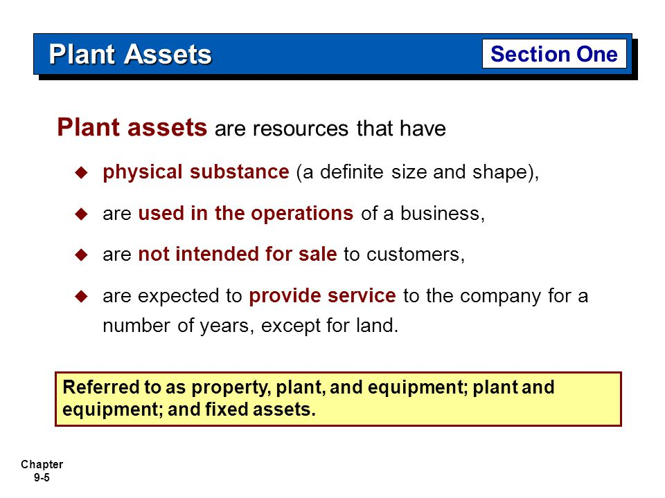 Chapter 9-26 Declining-Balance Accounting for Plant Assets  Accelerated method.