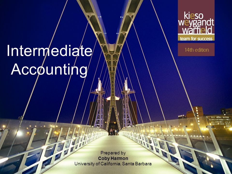 17-1 Prepared by Coby Harmon University of California, Santa Barbara Intermediate Accounting