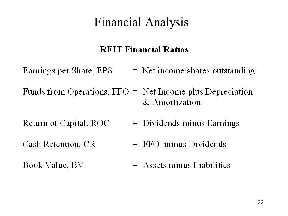 33 Financial Analysis