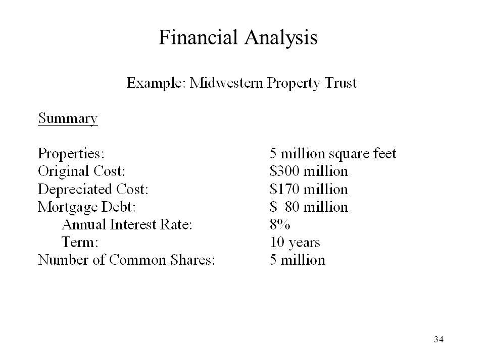 34 Financial Analysis