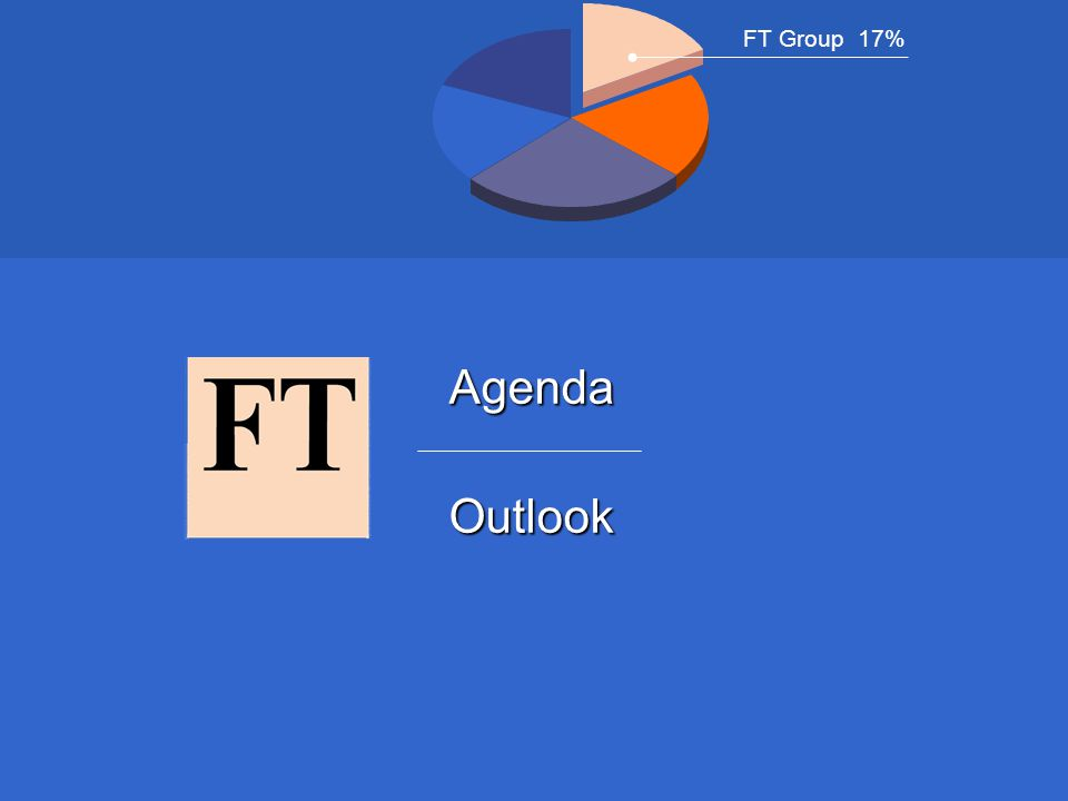 FT Group 17% AgendaOutlook
