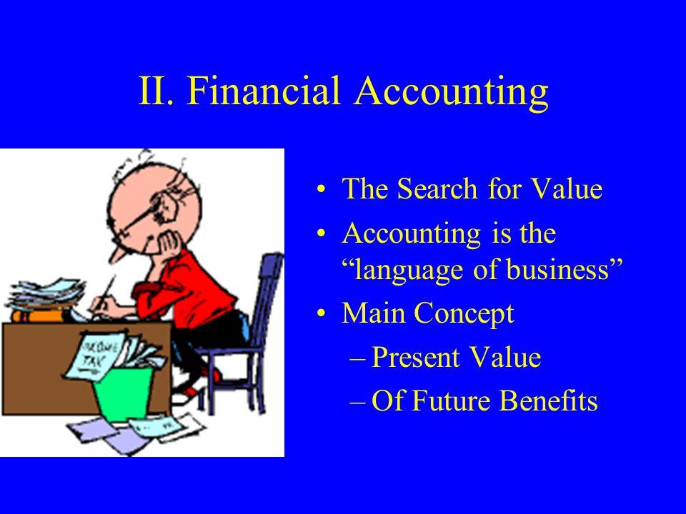 The Basics Income Statements Balance Sheets