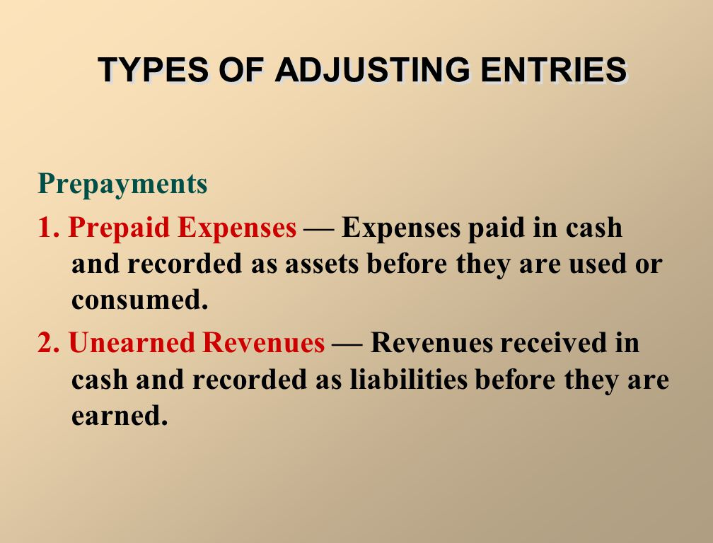 PREPARING FINANCIAL STATEMENTS Financial statements can be prepared directly from an adjusted trial balance.