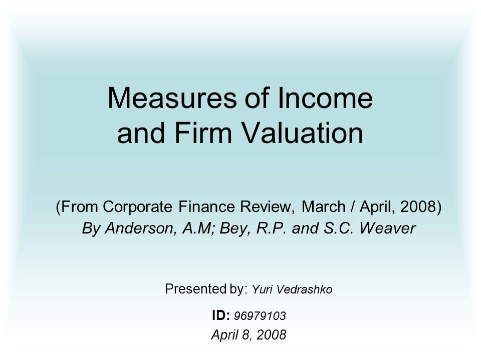 5. MVA and non-US-GAAP Accounting Adjustments