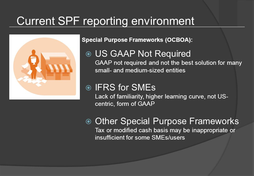  Exception: No deferred tax on unremitted earnings of foreign subsidiaries and JVs  Recognise deferred tax assets in full, with valuation allowance Criterion is that realisation is probable (more likely than not)  Deferred taxes all non-current Section 29 model is same as IASB/FASB March 2009 exposure draft on Income Tax.