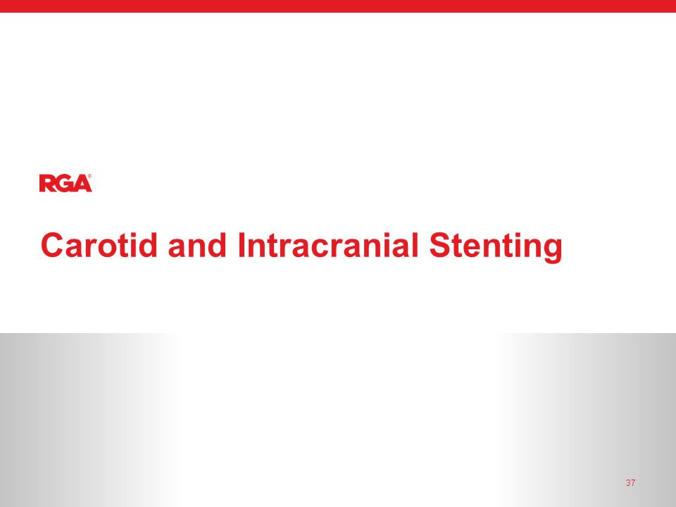 37 Carotid and Intracranial Stenting
