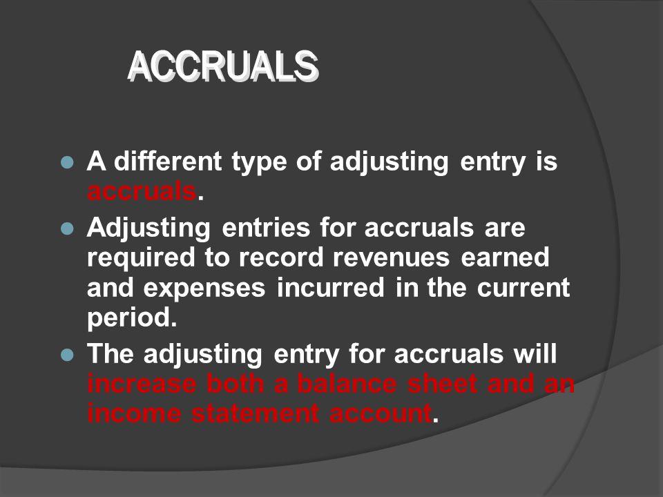 ADJUSTING ENTRIES FOR PREPAYMENTS Adjusting Entries Asset Unadjuste d Balance Credit Adjusting Entry (-) Expense Debit Adjusting Entry (+) Prepaid Exp