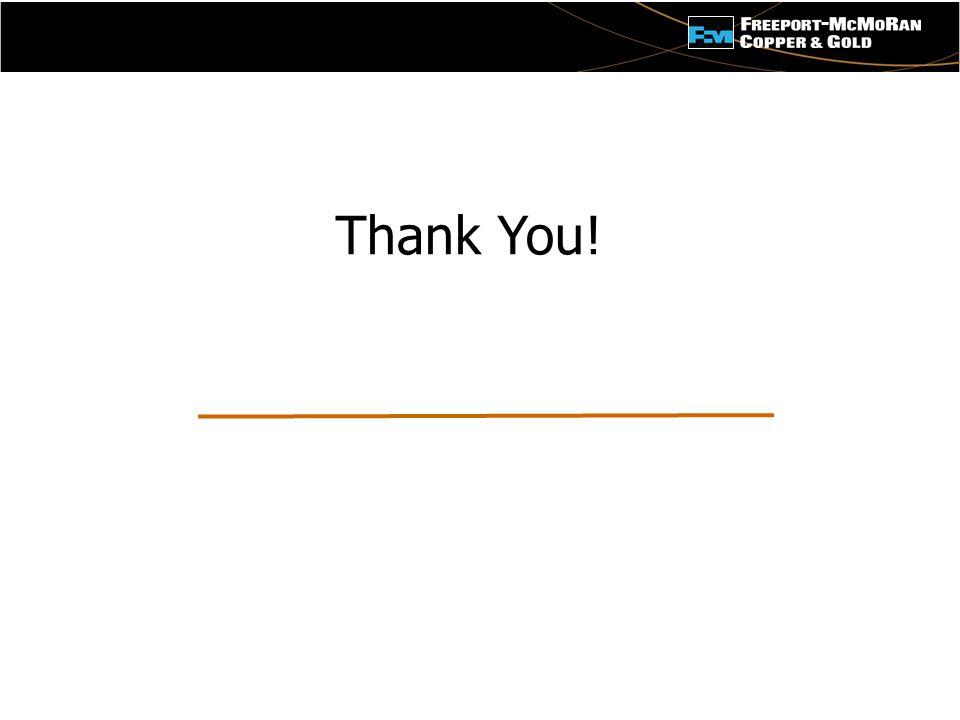 - Thank You! Participant Feedback Form
