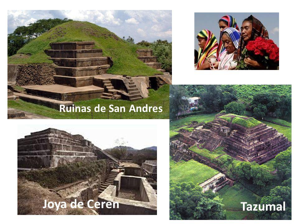 Joya de Ceren Ruinas de San Andres Tazumal
