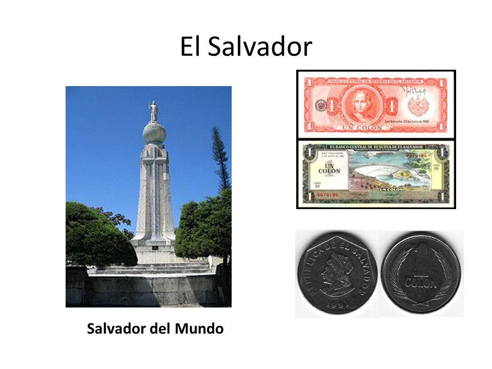 El Salvador Salvador del Mundo