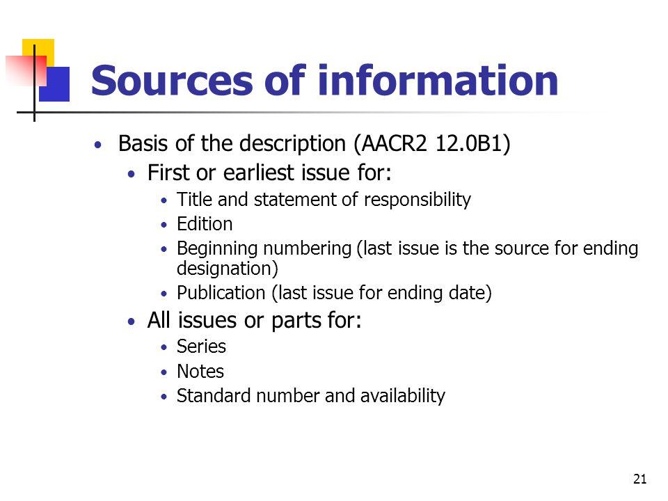 20 Type: ELvl: Srce: d GPub: Ctrl: Lang: eng BLvl: s Form: Conf: Freq: MRec: Ctry: S/L: 0 Orig: EntW: Regl: Alph: Desc: a SrTp: Cont: DtSt: c Dates: 1994,9999 Fixed field for Electronic green journal as it would appear in OCLC so far: a s 006 [m d ] 007 c $b r