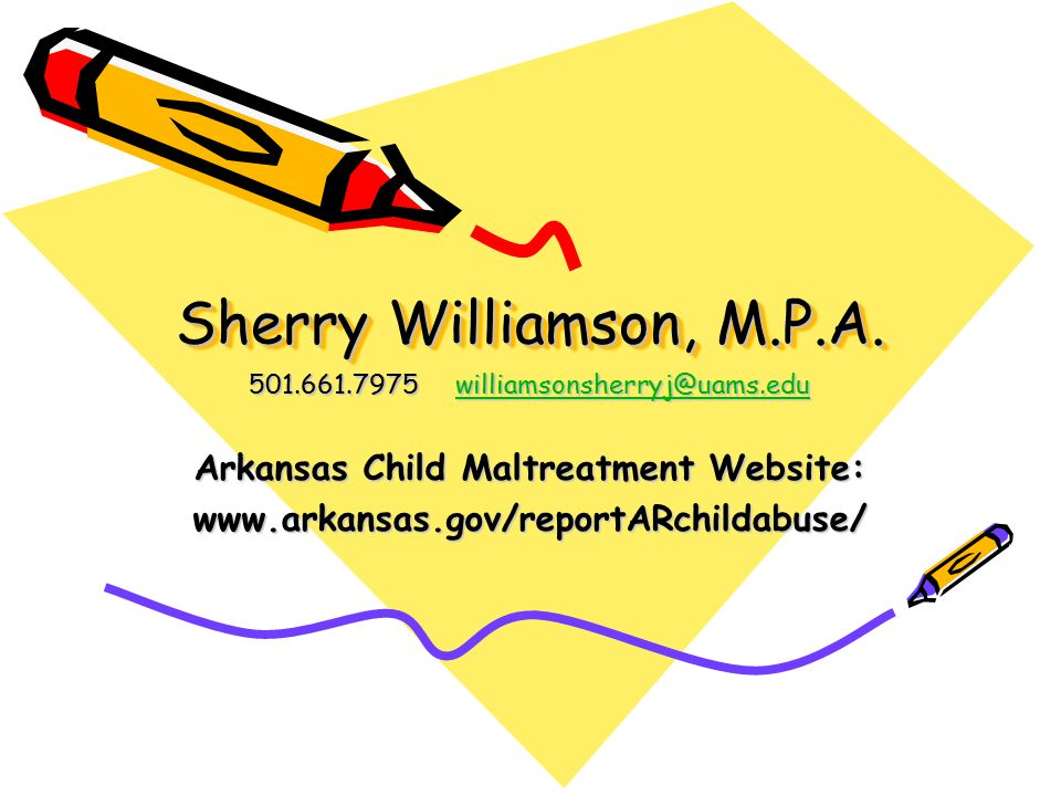 Sherry Williamson, M.P.A.