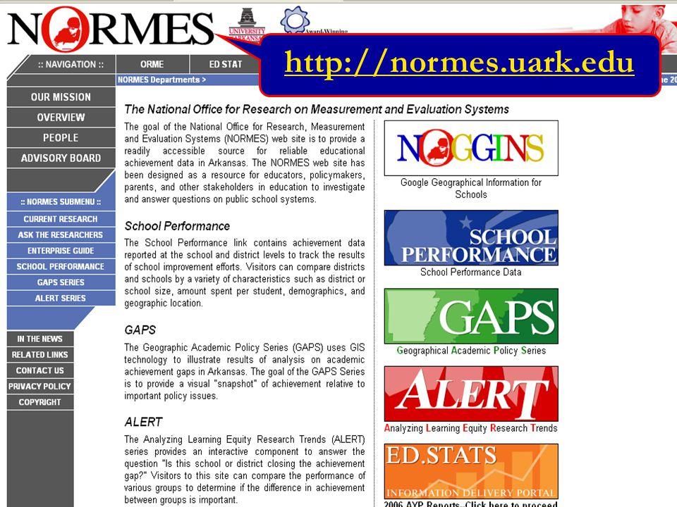 http://normes.uark.edu