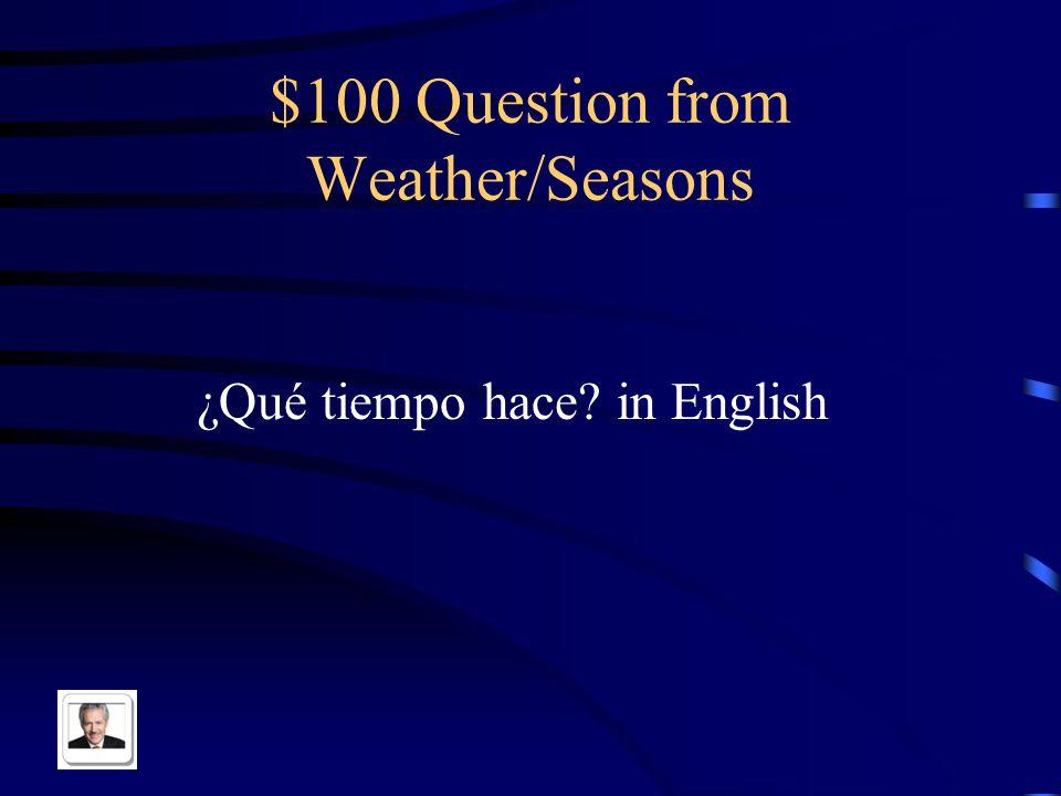 $500 Answer from Months Es el primero de julio