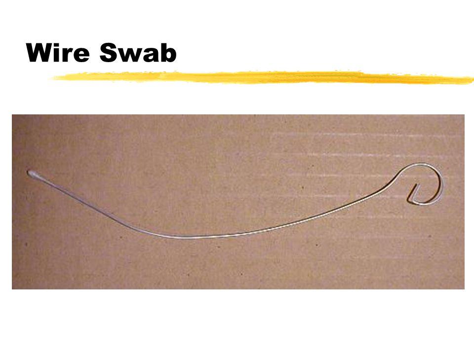 Wire Swab