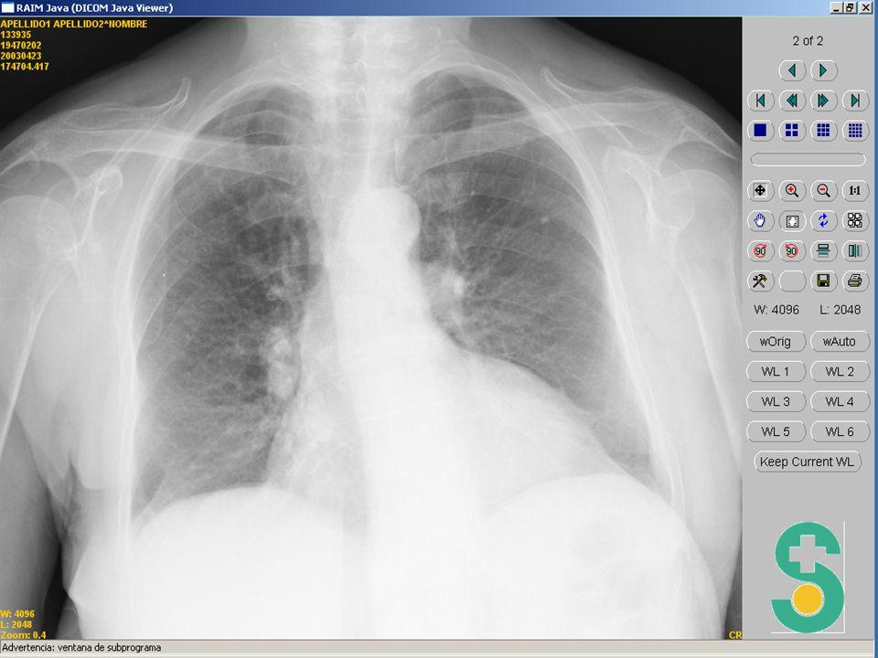 Medical images web service