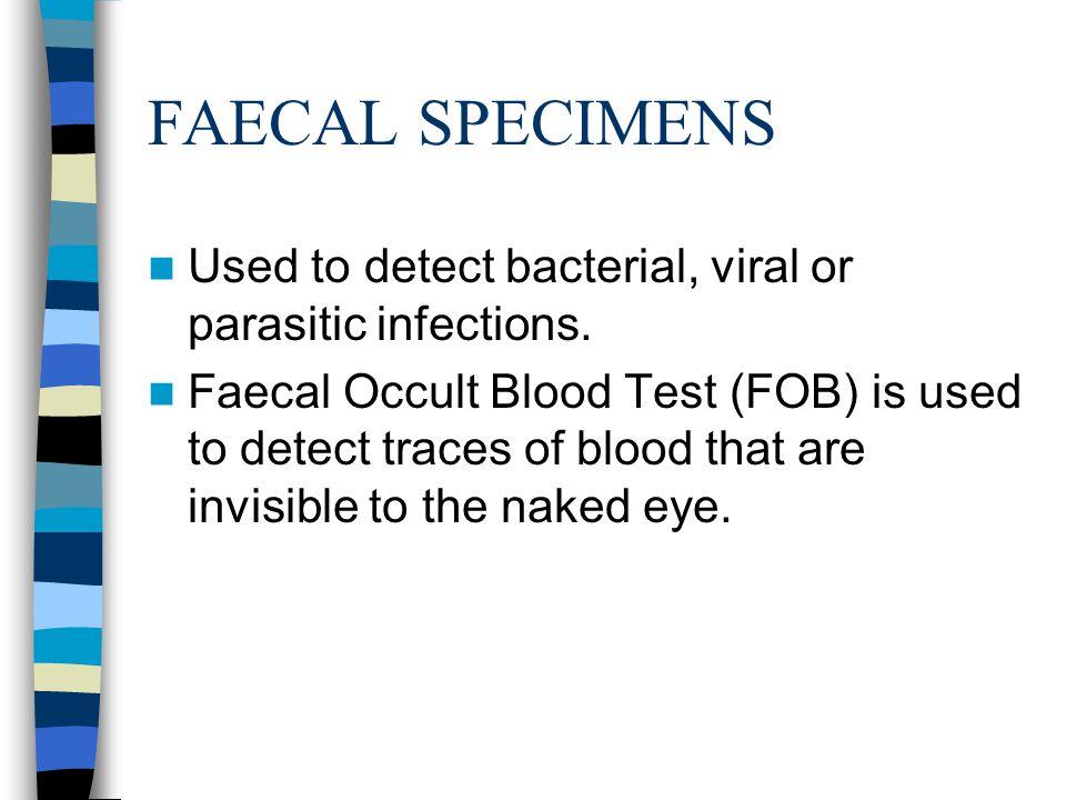 MOST COMMON BLOOD TESTS Full Blood Count (FBC) Urea and Electrolytes (U&E) Coagulation screen Fasting Glucose Lipids Troponin T or I Blood cultures Arterial blood gas