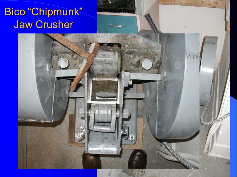 """Bico """"Chipmunk"""" Jaw Crusher"""