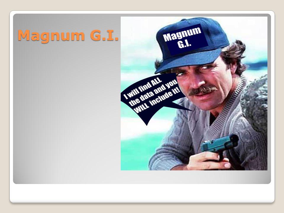 Magnum G.I.