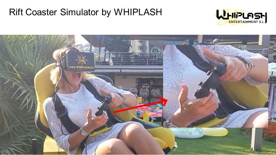 Rift Coaster Simulator by WHIPLASH