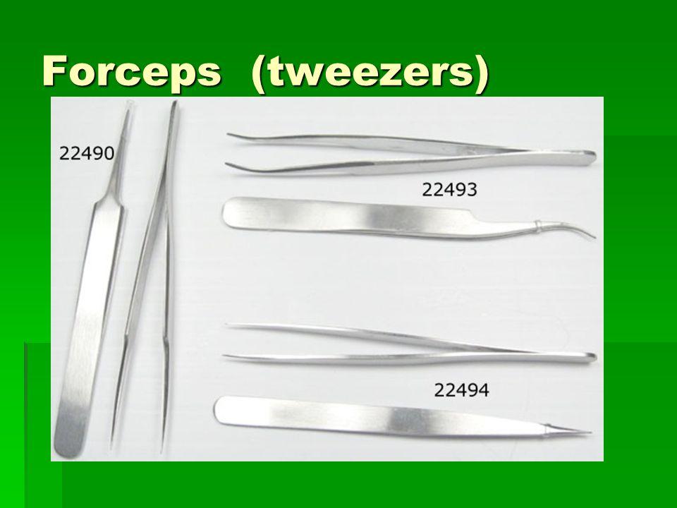 Forceps (tweezers)