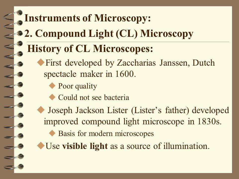 Instruments of Microscopy: 6.Electron Microscopy B.